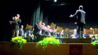 """Gambar cover Roger Webster esegue """"Children of Sanchez"""" Brass Band - Sicily - Cond. G. D'Amico"""