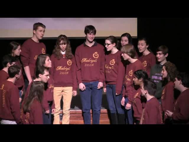 ABRHS World Language Extravaganza 3/7/14