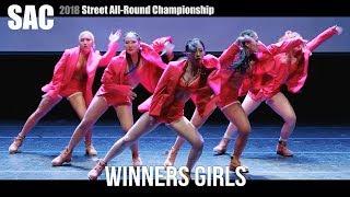 WINNERS GIRLS 위너스걸스 | GUEST SHOW 02 | 서종예 스트릿 올라운드 챔피언쉽 2018 Filmed by lEtudel