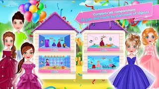 Baby doll games | baby doll house games | decorate house for baby doll house