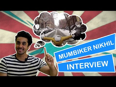 Started From New York Now He Is Here   MUMBIKER NIKHIL   FULL INTERVIEW   ARTISTOPEDIA