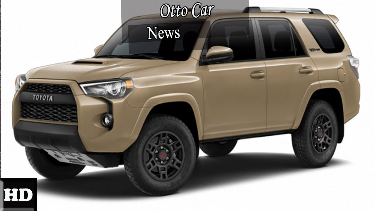 hot news 2019 toyota 4runner trd pro suspension and price youtube. Black Bedroom Furniture Sets. Home Design Ideas