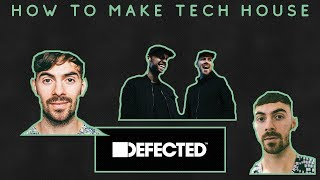 How To Make Tech House Like Solardo, Patrick Topping, And Defected Records [+Samples]
