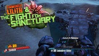 Borderlands 2 - Commander Lilith & The Fight for Sanctuary | LPT | Deutsch | 010