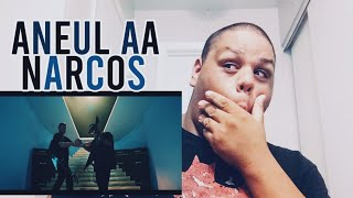 Anuel AA - Narcos (Offical Music Video) Reaction