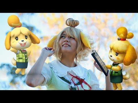 Isabelle Cosplay showcase