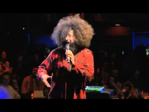 The brilliant Reggie Watts -- A Love Song to NYC