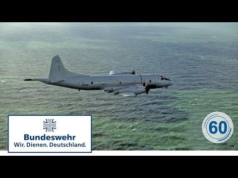60 Sekunden Bundeswehr: Seefernaufklärer P-3C Orion