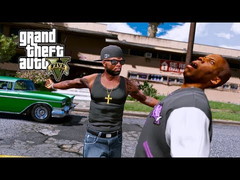 GTA 5 GANG LIFE - THE FAMILIES PART 1 - INITIATION (GTA 5 PC MODS)