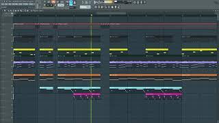 Gnar - Death Note ft Lil Skies & Craig Xen (Instrumental) + FLP