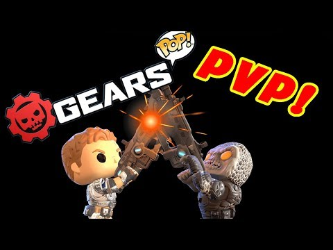 Gears Of War's New Mobile Game: Gears Pop! PVP Gameplay #2