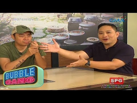 Bubble Gang: Nakakaaliw na interview ni Bitoy sa Parokya ni Edgar