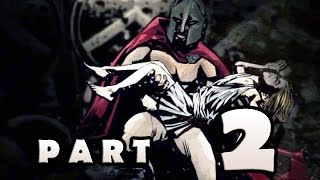 300 March To Glory Stage 2 Part 2 Gameplay Walkthrough (PSP) [HD]
