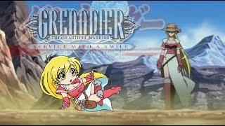 Unboxing ~ Päckchen von Nipponart ~ Grenadier Collector´s Edition ~ Anime DVD (German)