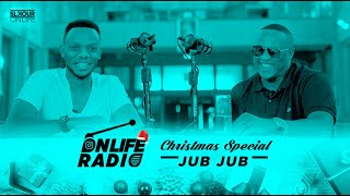 Jub Jub On Surviving Prison, Making A Deal W God &amp His Scars On The OnLife Radio Christmas Special