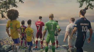 Nike football-The last game full