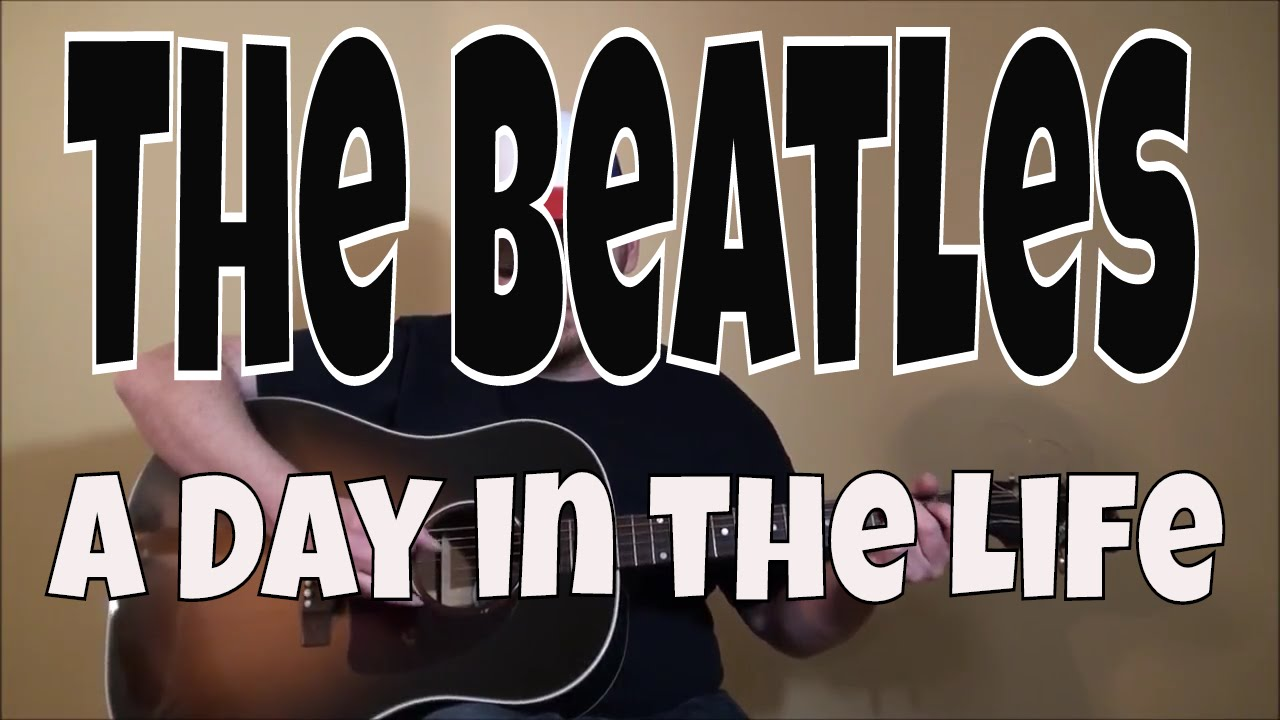 Resultado de imagen de The Beatles - A Day In The Life
