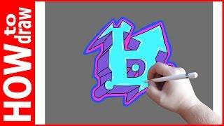 Как нарисовать граффити буквы, Ь № 1(INSTAGRAM: https://www.instagram.com/dmitrysyrman/ Я в ВКОНТАКТЕ: http://vk.com/syrman_d Группа в ВКОНТАКТЕ: http://vk.com/public59608073 I'm on ..., 2016-09-29T03:22:33.000Z)