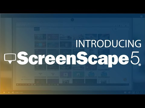 Introducing ScreenScape5