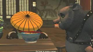kung fu panda pc parte 1 : el sueño de po = 1OO% completo