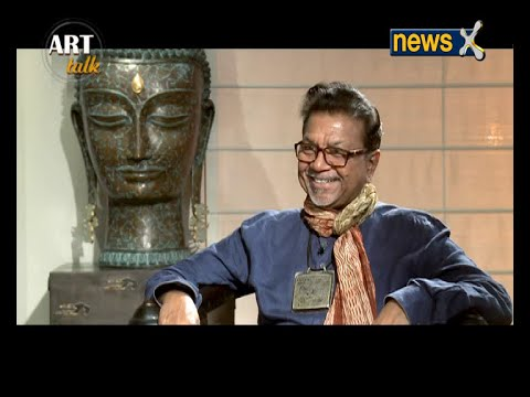 Art Talk - Satish Gupta (Leading Artist/Sculptor)
