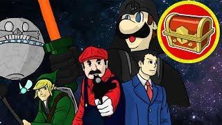 Nintendo Nightmare: The Best Worst Fan Game Ever - Hidden Chest EX