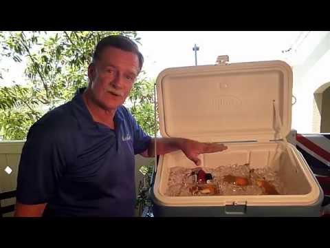 KoolerCap - Cooler Ice Life Extender