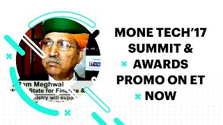 MoneyTech17 Summit   Awards Promo on ET