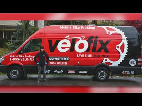 Velofix Offers Bike Repairs By Delivery