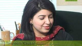 Interview with Professor Tasneem Kausar, Principal of Pakistan College of Law Part 1