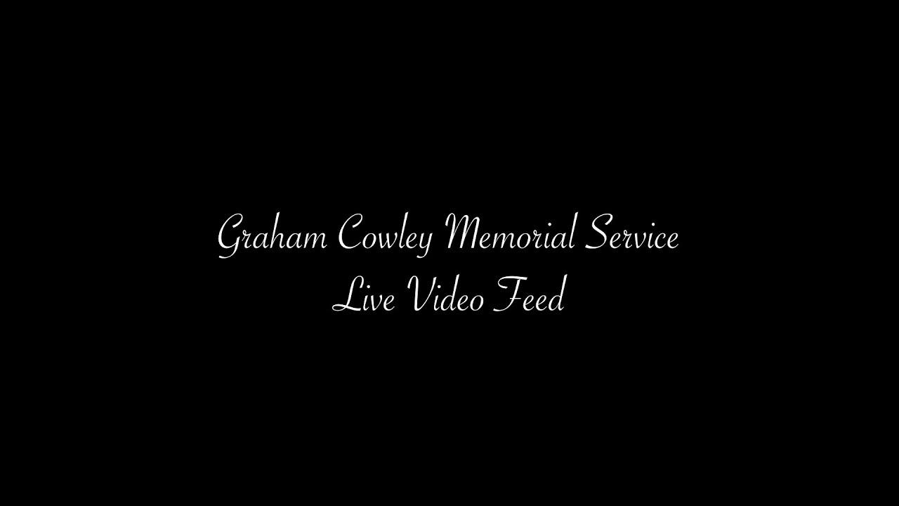 GrahamCowley Memorial Service