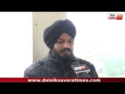 Interview with Daily meeting with Akali Dal worker special meeting