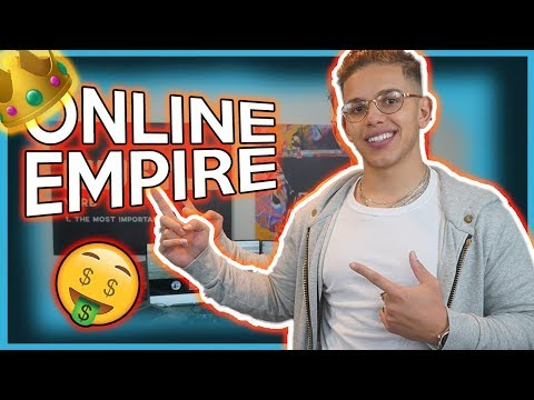 From Jobs to Online Business EMPIRE | SAMIR CHIBANE