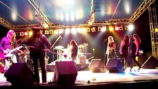 "The Jimmie Van Zant ""Cry For The Badman"" Live In Michigan"