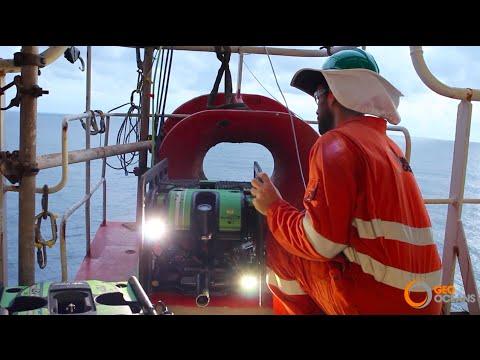 Mini ROV Inwater FPSO Vessel Inspection Class Survey UWILD