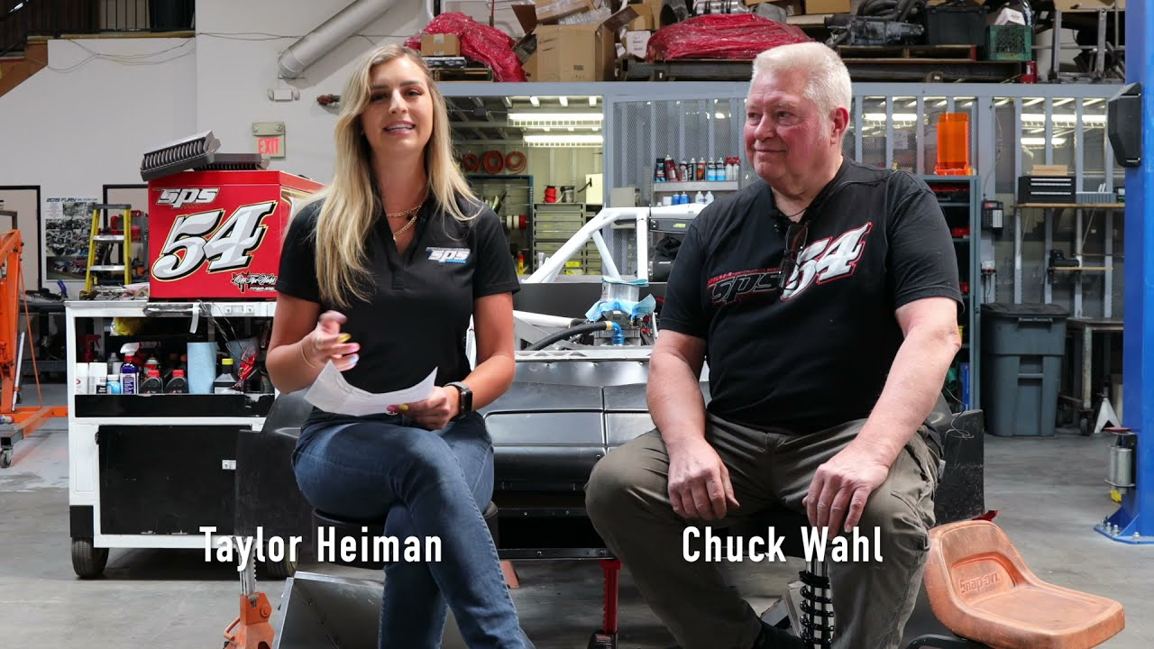 Taylor Talks Retirement With The Legendary Chuck Wahl