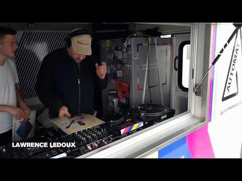 Lawrence Ledoux [Le Pacifique Records Showcase] - Automat Radio at Lavallée, Bruxelles