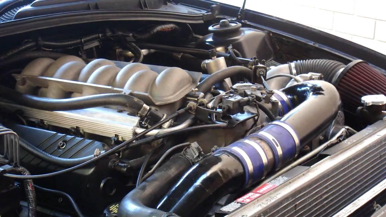 Holden VT Calais 304 Supercharged