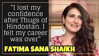 Fatima Sana Shaikh interview with Rajeev Masand | Ludo | Suraj Pe Mangal Bhari | Thugs of Hindostan