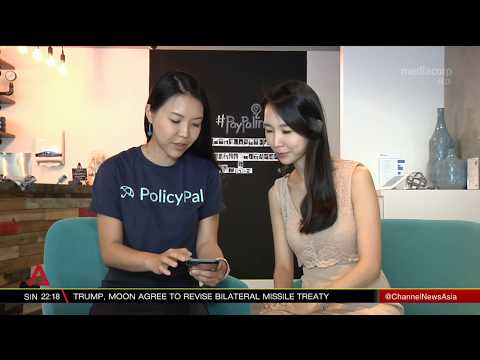 Channel News Asia - PolicyPal, First Startup to Graduate from MAS Sandbox