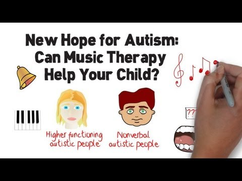 New Hope for Autism: Music Therapy for Children with Autism and Asperger's Syndrome