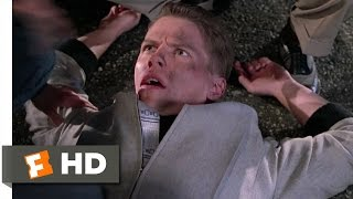 Back to the Future Part 2 (11/12) Movie CLIP - Marty Gives Biff CPR (1989) HD