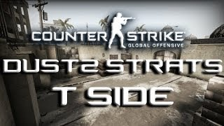 DUST 2 TERRORIST STRATS - CS:GO solo play