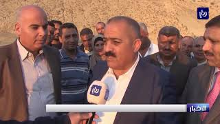 مخاوف من انقطاع طريق المخيبة في إربد - (16-11-2018)