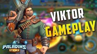 Yok Böyle Asker Viktor  - Paladins Strike