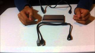 Wii U USB Y Cable for Self-Powered External HDD issue