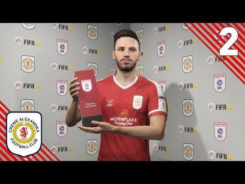 FIFA 18 - Polak podbija Anglię! - Kariera Franka Dolasa #2