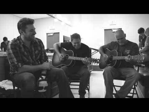 Chris Young - You (Dressing Room Performance)