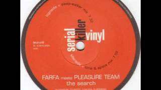 Francesco Farfa - The Search