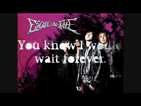 Escape The Fate - Something (Music Video w/ )